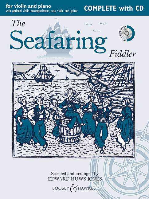 The seafaring fiddler image